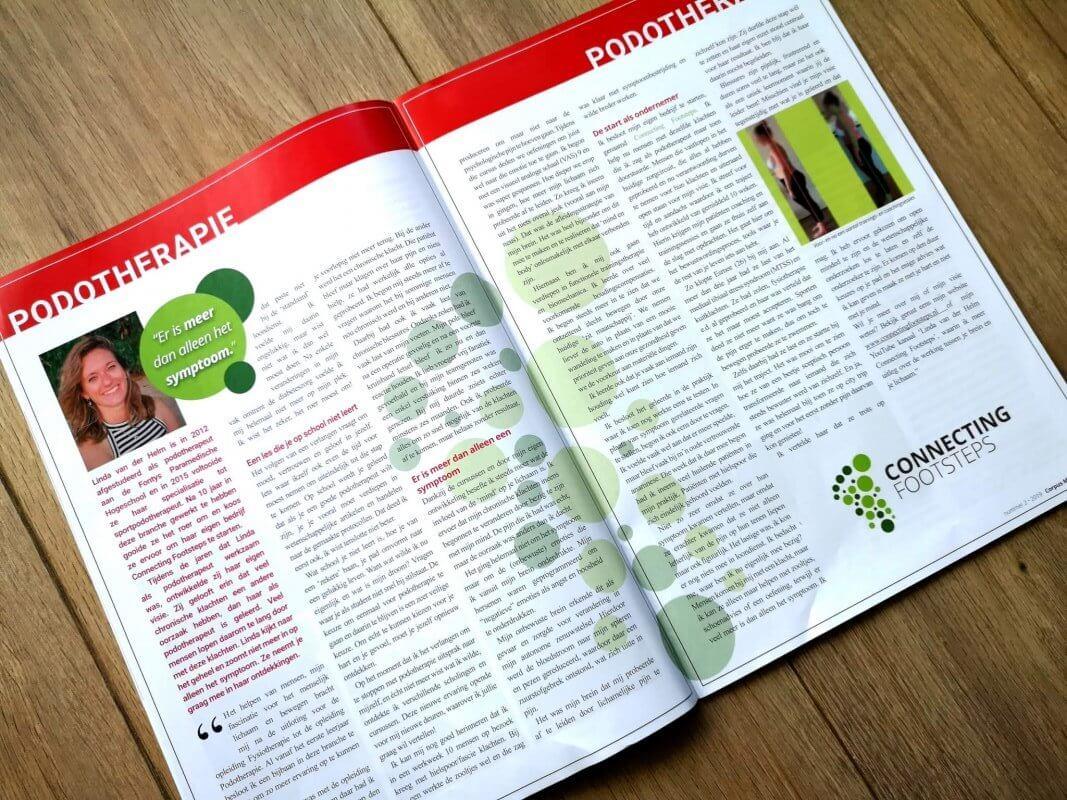 Artikel Voor Corpus Magazine